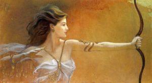 Женщина – Стрелец