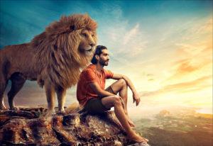 Мужчина – Лев