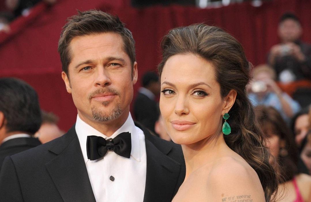 Звездные пары: Брэд Питт и Анджелина Джоли