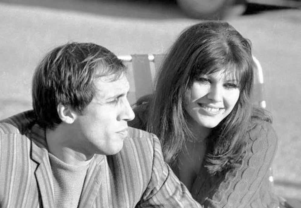 Звездные пары: Адриано Челентано и Клаудиа Мори