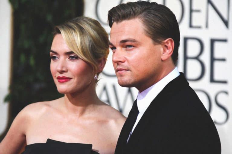 Кейт Уинслет и Леонардо ди Каприо — дружба и только дружба