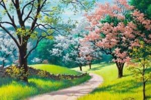 Календарь красоты на 09 — 15 марта